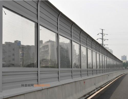 张掖桥梁吸音墙-- 科亚张掖声屏障生产厂家