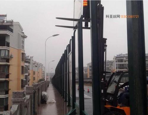 陇南机械制造吸音屏障-- 科亚陇南声屏障生产厂家