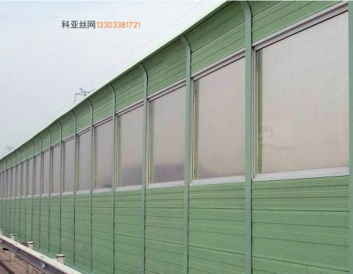 武威桥梁隔音屏障-- 科亚武威声屏障生产厂家