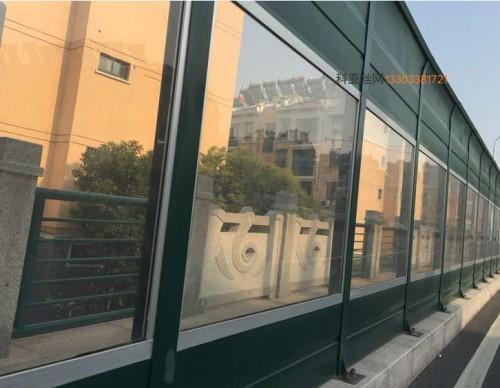 天水半透明降噪声屏障-- 科亚天水声屏障生产厂家