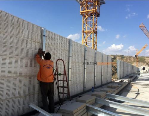 武威建筑隔音屏障-- 科亚武威声屏障生产厂家