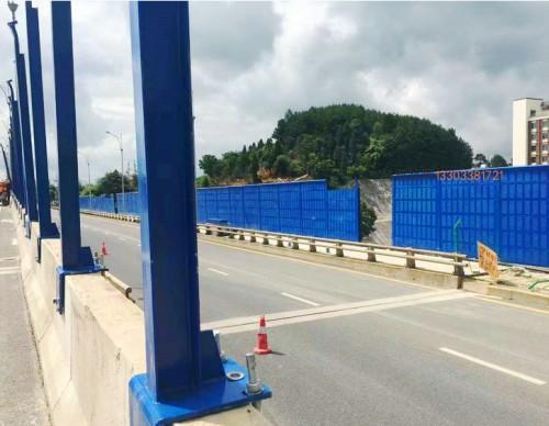 定西橋梁隔音板-- 科亞定西聲屏障生產廠家