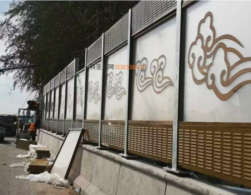 武威半透明隔音屏-- 科亚武威声屏障生产厂家