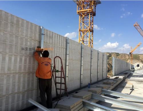 兰州阳光板声屏障-- 科亚兰州声屏障生产厂家