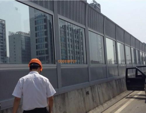 商洛建筑吸音屏障-- 科亚商洛声屏障生产厂家