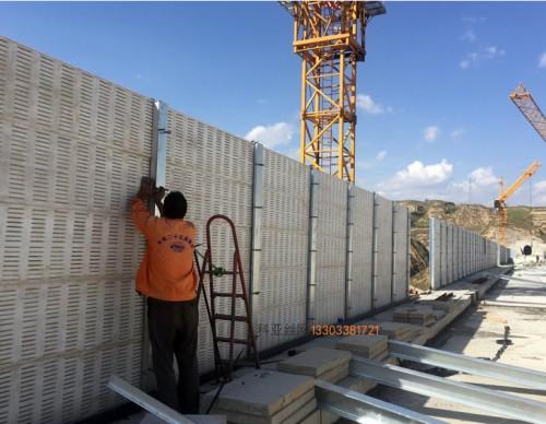 武威机械制造降噪声屏障-- 科亚武威声屏障生产厂家