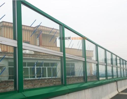 酒泉厂界吸音隔音板-- 科亚酒泉声屏障生产厂家