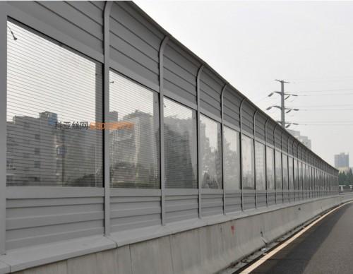 隴南橋梁隔音材料-- 科亞隴南聲屏障生產廠家