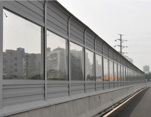 平凉建筑隔音墙-- 科亚平凉声屏障生产厂家