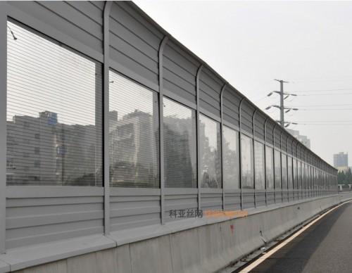 张掖pc板吸音墙-- 科亚张掖声屏障生产厂家