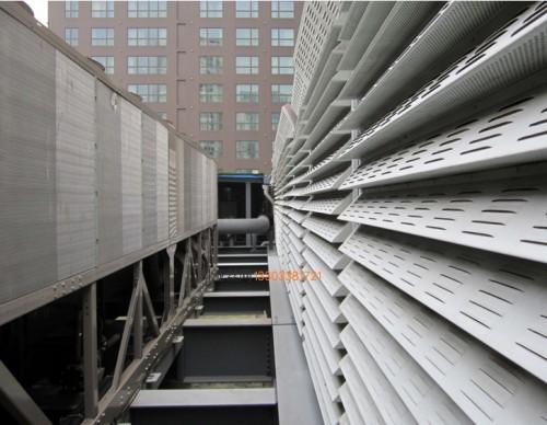 晋城冷却塔隔音冲孔板-- 科亚晋城声屏障生产厂家