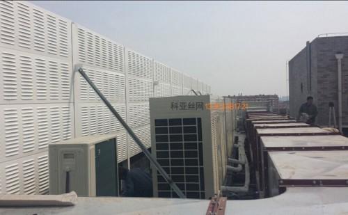 通化冷却塔吸音墙-- 科亚通化声屏障生产厂家