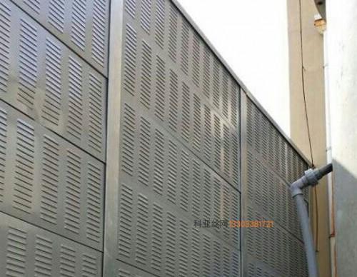 邯郸冷却塔隔声墙-- 科亚邯郸声屏障生产厂家
