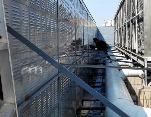 太原冷却塔隔声屏障-- 科亚太原声屏障生产厂家