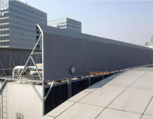 辽源冷却塔吸音隔音板-- 科亚辽源声屏障生产厂家