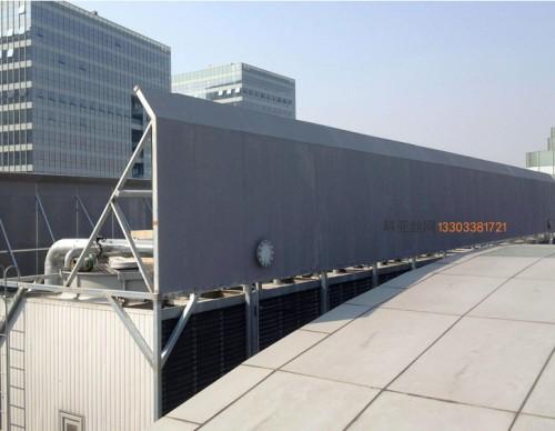 阳泉冷却塔隔音材料-- 科亚阳泉声屏障生产厂家