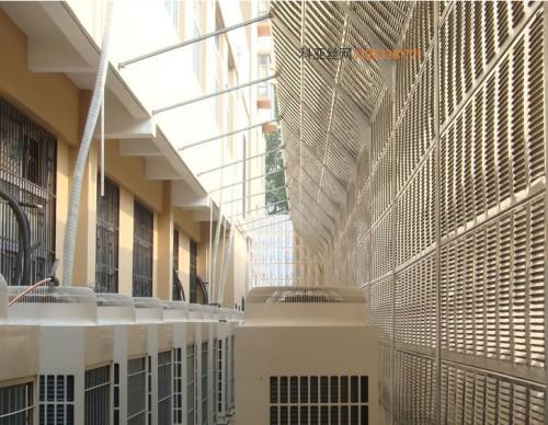 营口冷却塔隔音冲孔板-- 科亚营口声屏障生产厂家
