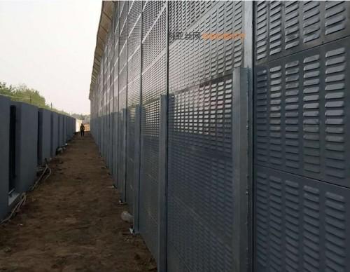 包头工厂隔音冲孔板-- 科亚包头声屏障生产厂家