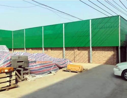 大同工地隔音墙-- 科亚大同声屏障生产厂家