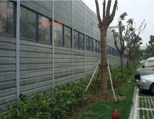 运城工地降噪声屏障-- 科亚运城声屏障生产厂家