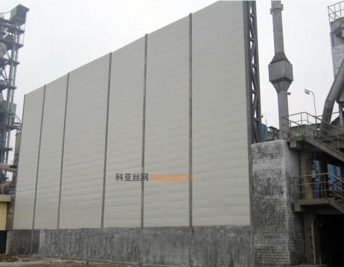 承德铝板隔声墙