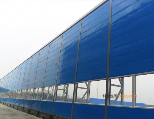 大同工厂隔音墙-- 科亚大同声屏障生产厂家