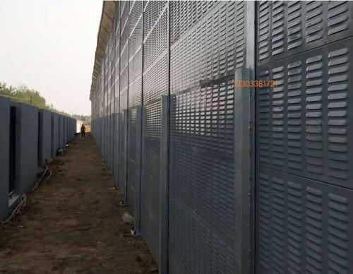 通化工厂隔音墙-- 科亚通化声屏障生产厂家