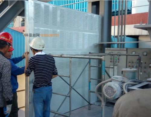 丽水工地隔音屏-- 科亚丽水声屏障生产厂家