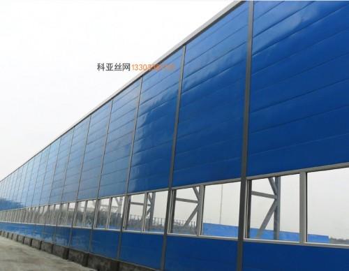 泰州工地吸音墙-- 科亚台州声屏障生产厂家