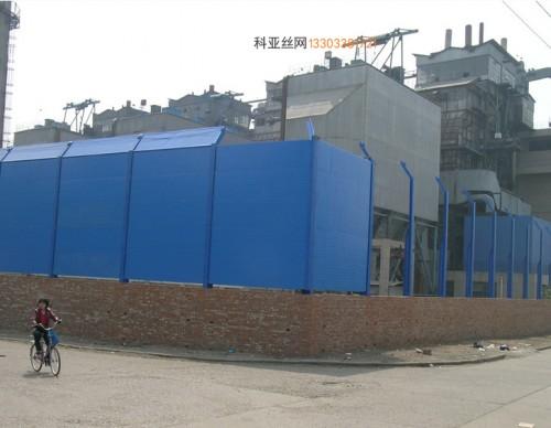 南通厂区消声板-- 科亚南通声屏障生产厂家
