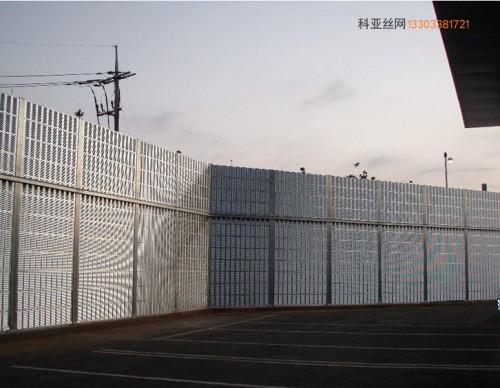 无锡工厂消声板-- 科亚无锡声屏障生产厂家