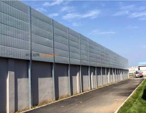常州工厂降噪声屏障-- 科亚常州声屏障生产厂家