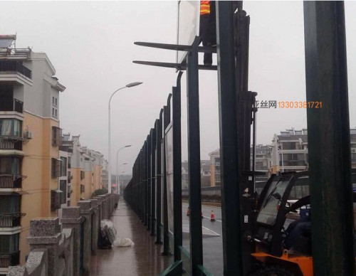 黑河公路吸音墙-- 科亚黑河声屏障生产厂家
