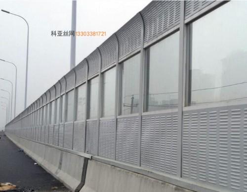 南京公路隔音墙-- 科亚南京声屏障生产厂家