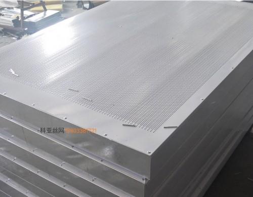 盐城铝板隔声墙-- 科亚盐城声屏障生产厂家