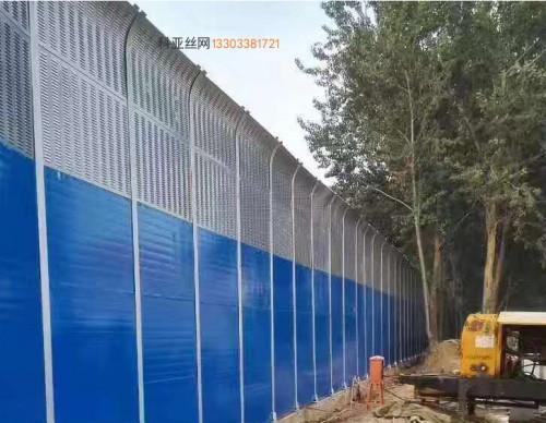 阜阳学校隔音屏-- 科亚阜阳声屏障生产厂家
