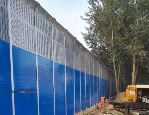 安庆铝板隔音冲孔板-- 科亚安庆声屏障生产厂家