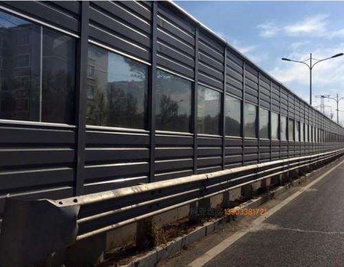 淄博学校降噪声屏障-- 科亚淄博声屏障生产厂家