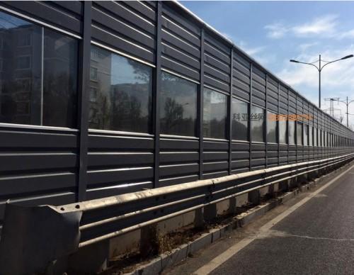 日照铝板吸音屏障-- 科亚日照声屏障生产厂家