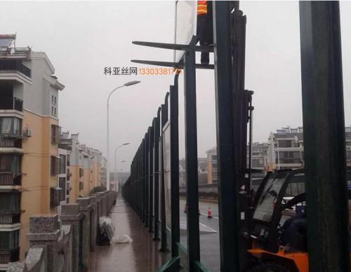 日照公路吸音屏障-- 科亚日照声屏障生产厂家