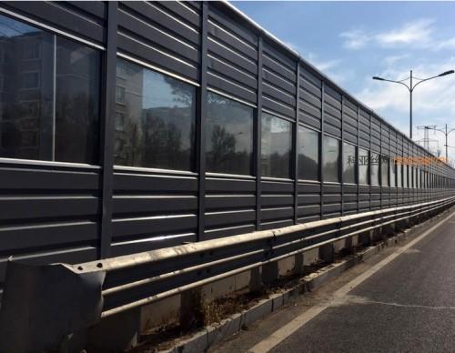 青岛学校隔音冲孔板-- 科亚青岛声屏障生产厂家