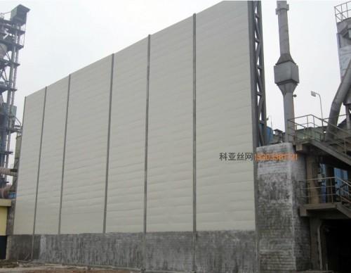 济南学校隔声降噪-- 科亚济南声屏障生产厂家