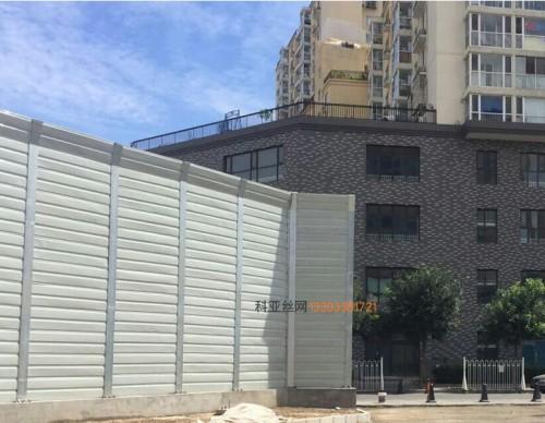 郑州铝板隔声墙