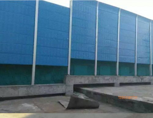 淄博厂区隔声屏障