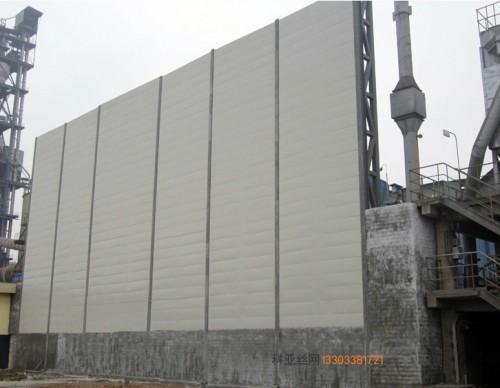 莱芜厂区隔声墙