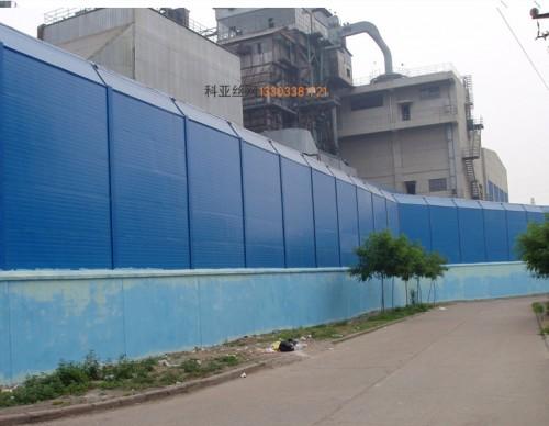 青島工廠隔音墻-- 科亞青島聲屏障生產廠家