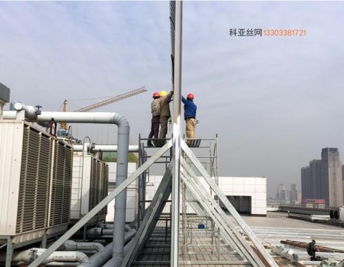 新乡冷却塔声屏障-- 科亚新乡声屏障生产厂家