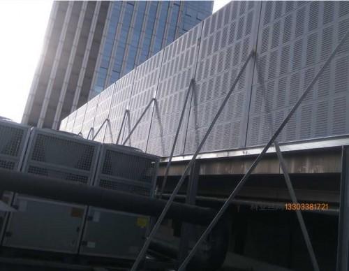 南阳冷却塔消声板-- 科亚南阳声屏障生产厂家