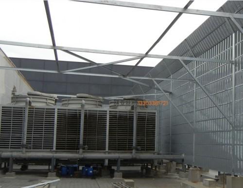 长沙冷却塔隔声墙-- 科亚长沙声屏障生产厂家