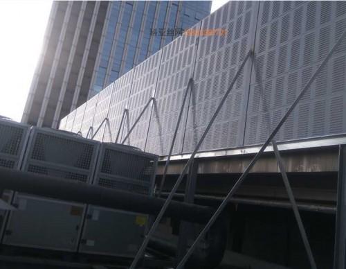 漯河冷却塔隔声墙--